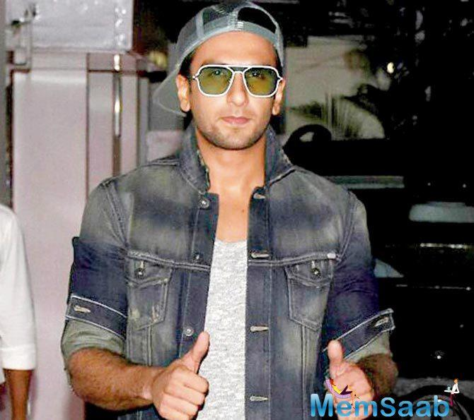 The Padmaavat actor is known for his quirky and outlandish style of dressing. He was quick to respond. Ranveer wrote,