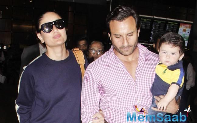 On the other hand, Saif is working extra to wrap up his next, Navdeep Singh's period drama, before they take off for a long vacation in London.