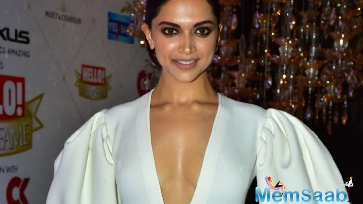 With this Deepika Padukone was titled the first actress to have entered the 300 crore club with a woman led film.