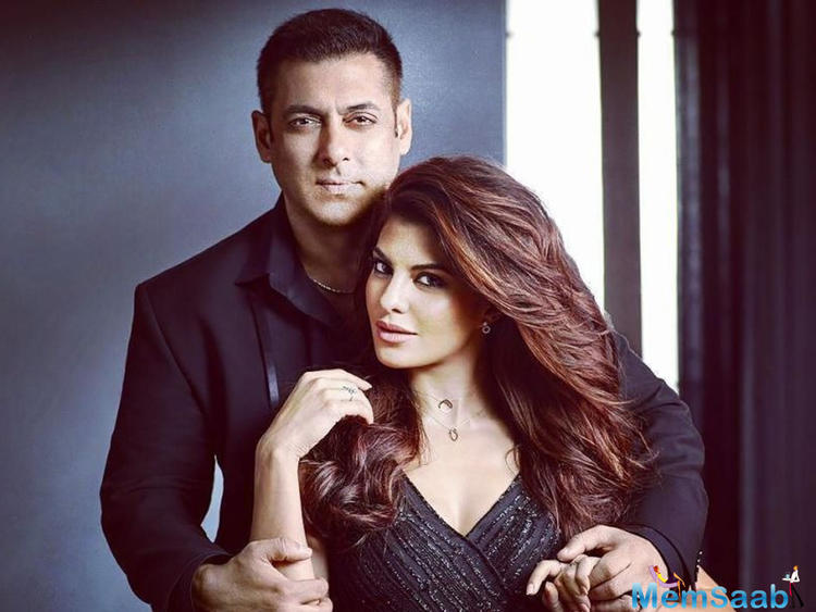 The hit pairing of Salman Khan and Jacqueline Fernandez have generated immense anticipation to witness the electrifying chemistry between the duo on screen.