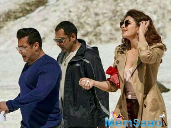 Salman Khan and Jacqueline Fernandez who have shown much screen chemistry in the Superhit Kick are all set to recreate the magic in their upcoming action franchise, Race 3.