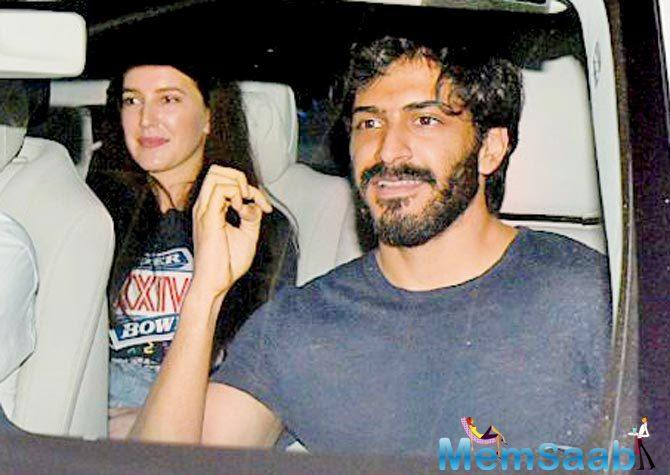 But very few know that Isabelle Kaif and Harshvardhan Kapoor are said to be buddies and have known each other for long.