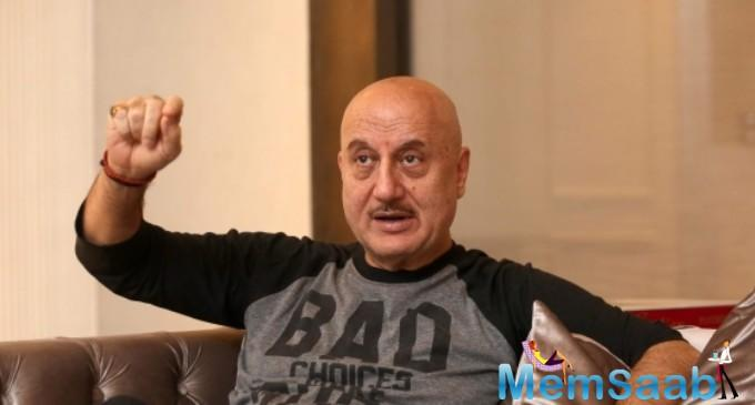 Anupam Kher will be given the prestigious Lifetime Achievement honour at the upcoming International Indian Film Academy (IIFA) awards ceremony in Bangkok.