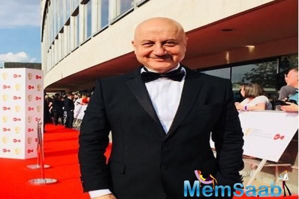 Kher will be presented with the honour on June 24 at the 19th edition of IIFA.