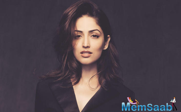Yami will play the role of an intelligence officer and will be acting alongside Vicky Kaushal in the film.