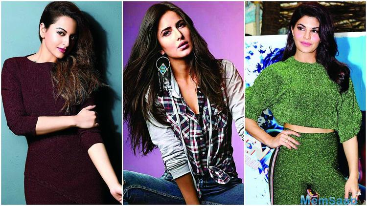 Amongst the four ladies, it is Katrina who is being paid a whopping amount of Rs 12 crore while Jacqueline and Sonakshi are being paid a comparatively less amount.