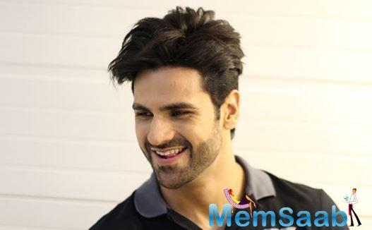 The world is going gaga over on-screen superheroes, and actor Vivek Dahiya is no different.