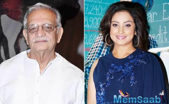 """Divya Dutta, who was last seen in Abhinay Deo's """"Blackmail"""", said that she wants to get directed by veteran filmmaker and writer Gulzar."""