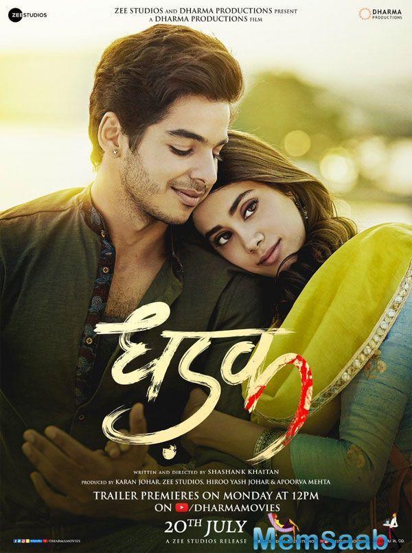 The film is a remake of the Marathi film, Sairat directed by Nagraj Manjule.