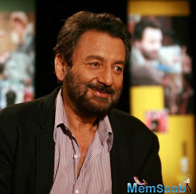 After working as an actor with Kamal Haasan in Vishwaroopam 2, filmmaker Shekhar Kapur has expressed a desire to direct the star.