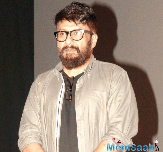 Vivek Agnihotri recently launched his first book as an author titled 'Urban Naxals'-  The Making of Buddha in a Traffic Jam.
