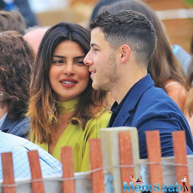 With the way things are proceeding right now, we wonder when Priyanka will bring Nick to India to introduce him to her mother.