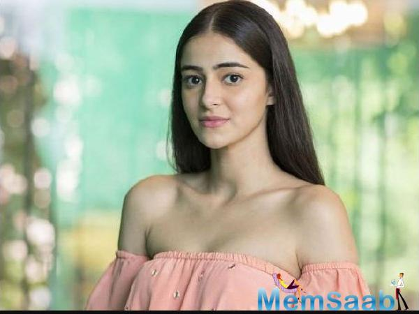 Chunky Panday's elder daughter Ananya Panday is all set for her big Bollywood debut with Karan Johar's film – Student of The Year 2.