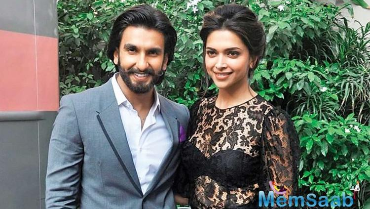 Both Ranveer and Deepika are considered the most desirable stars in Bollywood.