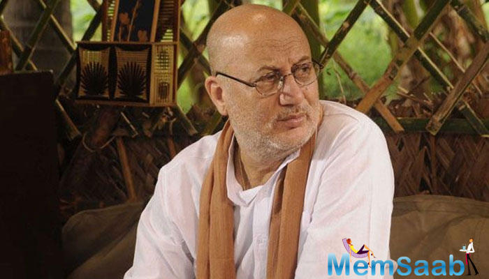 Anupam Kher says he hopes to bring a change in society by doing his bit to ensure Depression isn't considered taboo.