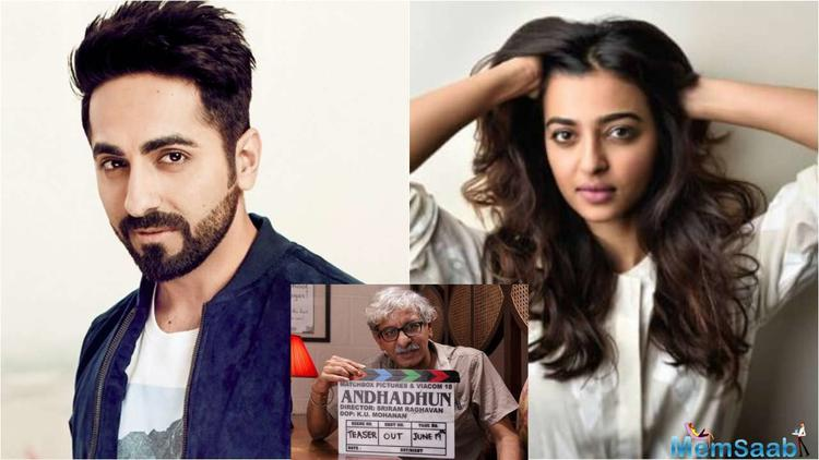 """""""We are punning with the title as Ayushmann plays a blind pianist. It goes well with the story too."""
