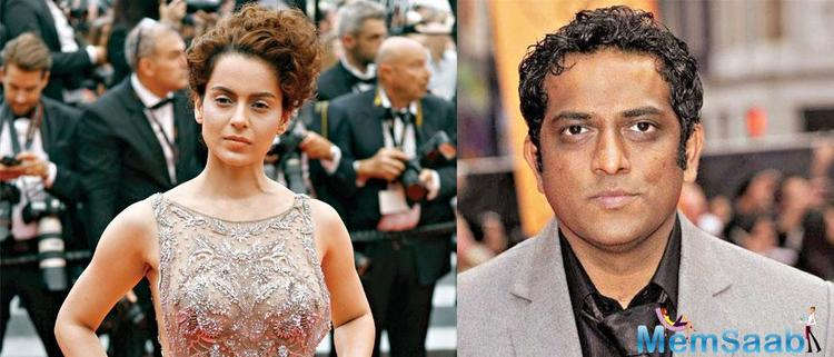 Fourteen years later, Kangana and her mentor are all set to team up for the third time for a film interestingly titled Imali.