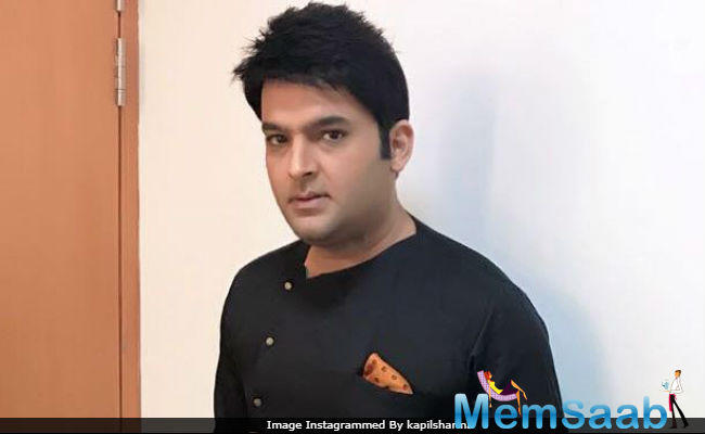 We don't remember when was the last time we saw a happy-looking Kapil! But now that he is back in the city, looks like he's all set for his new beginnings, with a hope to entertain his fans just like how he used to do before.