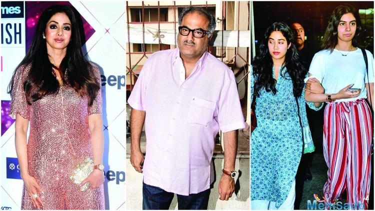 A few months after her mother, legendary actress Sridevi's demise, Janhvi Kapoor is all set to make her debut with 'Dhadak'.