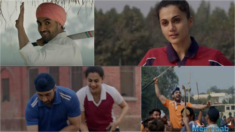 Sandeep Singh's inspiring story has had the makers keen to bring his life on the silver screen.