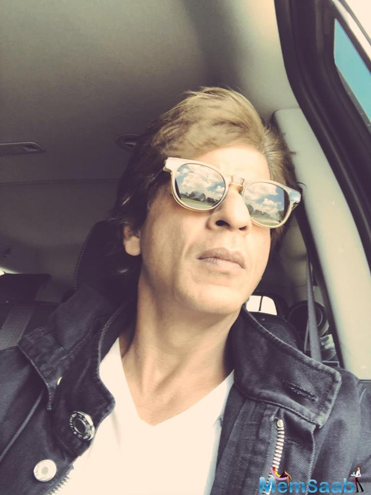 Bollywood superstar Shah Rukh Khan's 'Zero' has been making the right noise ever since its announcement. The actor has now wrapped up the shoot of the upcoming film.