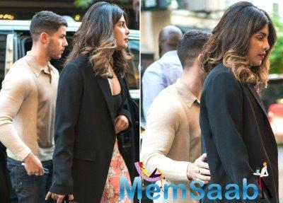 Well, well, it wasn't a random rumour doing the social media rounds for Priyanka Chopra and Nick Jonas have finally arrived in 'Aamchi Mumbai'.