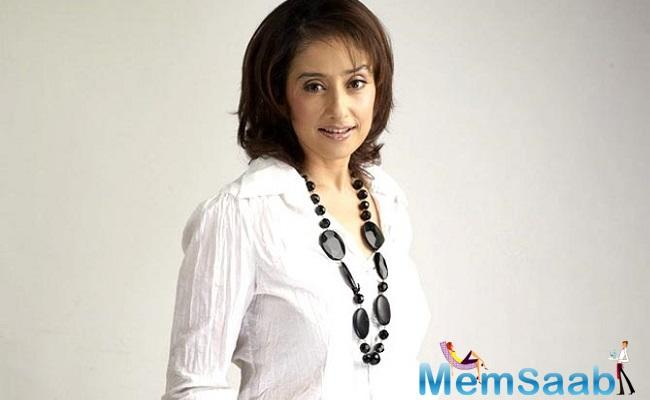 Manisha Koirala and Sanjay Dutt's mother Nargis Dutt, both suffered from cancer. But only Manisha Koirala survived through.