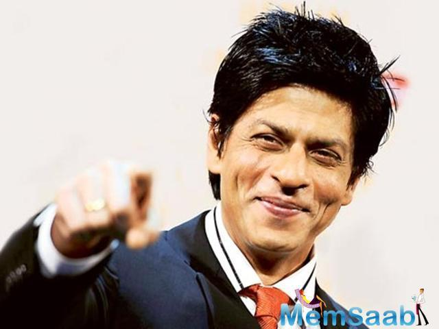 Meanwhile, it's a wrap on Shah Rukh Khan's Zero schedule, as has also been announced by his co-star Anushka Sharma recently.