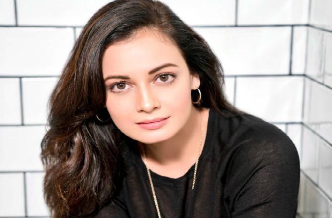In Sanju, a Rajkumar Hirani directorial, Dia essays the role of Maanyata Dutt, Sanjay's current wife, opposite Ranbir Kapoor.