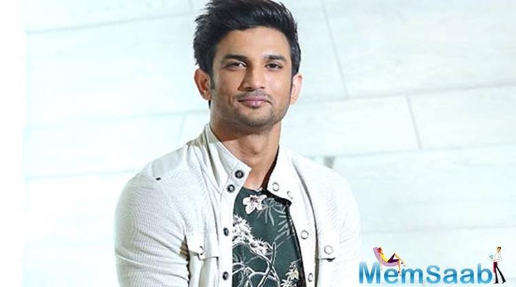 "However, he doesn't stop here. Sushant, who has just bought land on the blind side of the moon, in a region called the Mare Muscoviense, or the ""Sea of Muscovy"", is the first Bollywood actor to have done so."