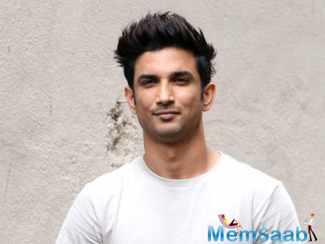 It is no secret that Sushant Singh Rajput is passionate about space exploration. His Twitter posts and conversations give one a peek into his curious mind.