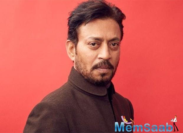 Irrfan Khan has said that he has no immediate plans to come back to India.