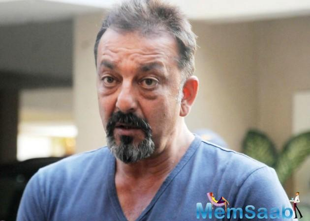 Director Tigmanshu Dhulia, who's currently directing Sanjay Dutt in Sahib Biwi Aur Gangster 3 is mighty impressed with him.