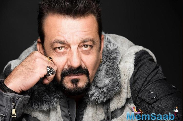 Sanjay Dutt is also shooting for Abhishek Varman's Kalank in Mumbai as well as his home-production Prasthaanam in Lucknow.