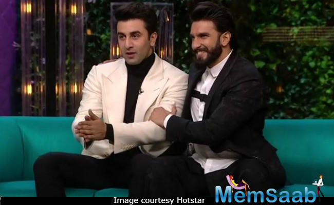 The year began with Ranveer garnering critical acclaim for his portrayal of Sultan Alauddin Khilji in Sanjay Leela Bhansali's