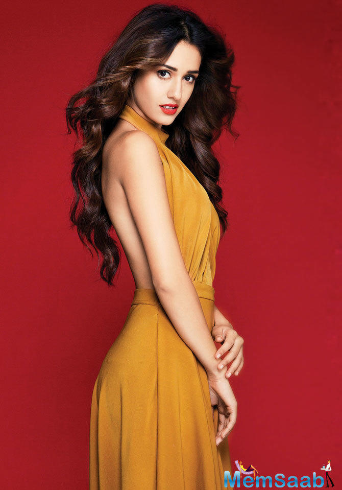 Disha Patani is all set to begin her upcoming film Bharat starring Salman Khan.