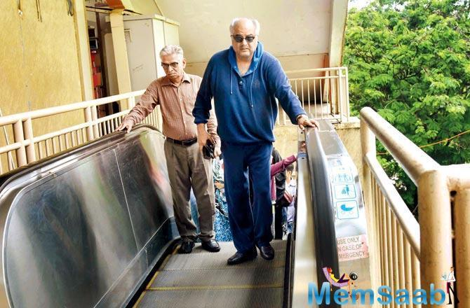 In June, Boney Kapoor took to his late wife Sridevi's account to share a heart-warming video of theirs, as they complete 22 years of their marriage.