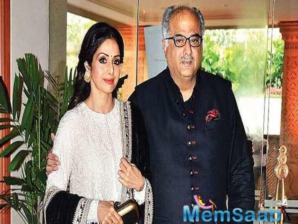 Yesterday, Boney Kapoor was spotted at the Versova metro station. The filmmaker was headed to the Mumbai airport and to avoid traffic snarls took the ride.