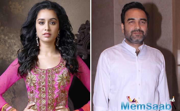 Although Rajkummar and Pankaj have worked together in several films in the past, it was Shraddha whom Pankaj shared a special bond with while shooting.