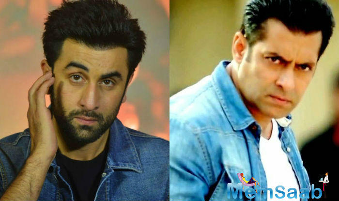 But long-time rival Ranbir Kapoor looks like he's in the mood to stir up some trouble.