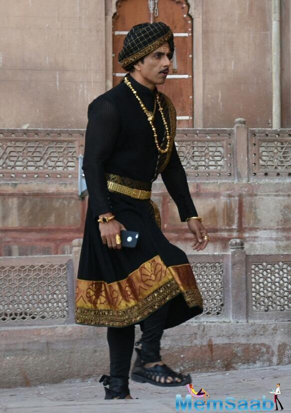 Actor Sonu Sood says he did all his stunts in upcoming period film Manikarnika: The Queen of Jhansi himself, and enjoyed doing them.