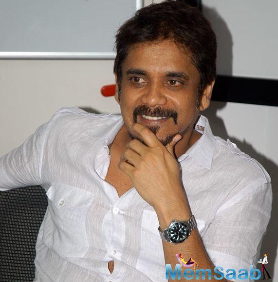 Nagarjuna has signed a Hindi film after a break of several years.