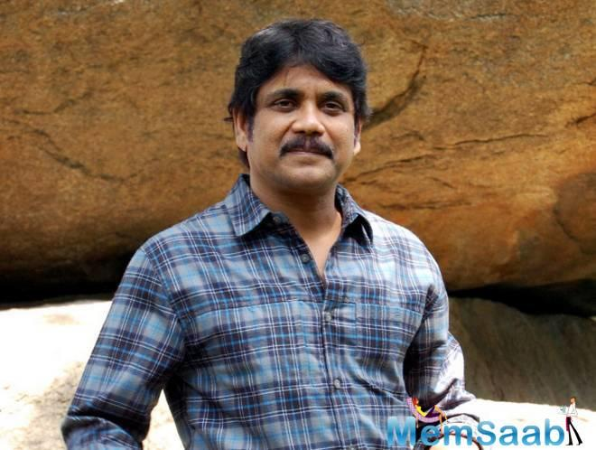 Nagarjuna is presently doing a multi-starrer along with Nani and a major portion of the film is complete.
