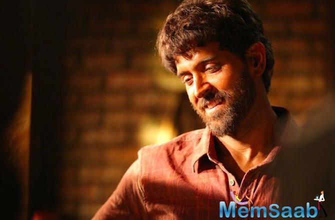 The actor who has time and again surprised audience and critics alike with his versatile portrayal of varied roles has got everyone intrigued for his upcoming film Super 30.