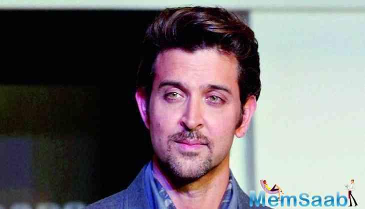 Hrithik Roshan replied to an article claiming the report saying,