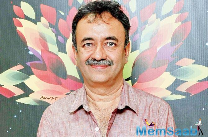 Hirani will introduce the film, talk about Sanjay and show the children the biopic.