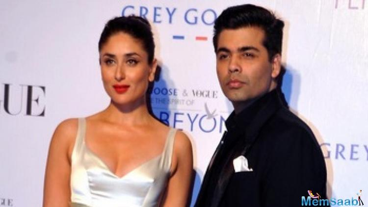 Kareena and Karan have always been close friends, with the actress even going so far as to say Karan is like the brother she never had. But their attempts to work together have invariably encountered roadblocks.