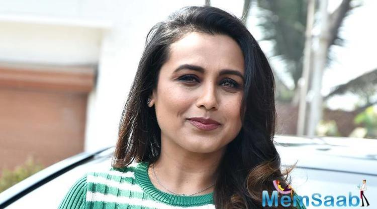 Rani Mukerji has ruled Indian cinema with her iconic performances for over two decades now.