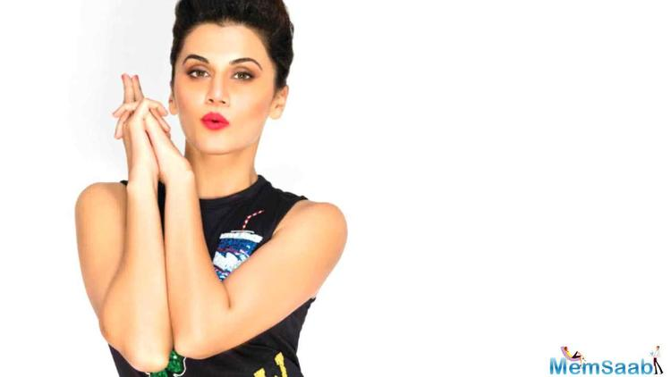 Taapsee Pannu is currently busy in her upcoming film Soorma, says she was replaced in a number of films because she has no godfather or connections in the film industry.