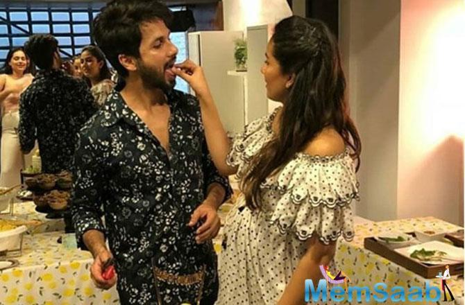 Mira and Shahid's daughter Misha Kapoor will turn two in August, 2018. She was born to the couple on August 26, 2016.